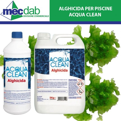Alghicida per Piscine Acqua Clean Confezione Vari Kg