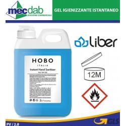 Gel Igienizzante Istantaneo 2L 72% Idroalcolico HOBO