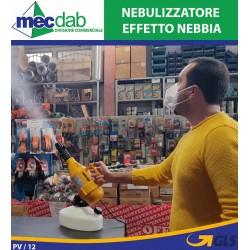 Nebulizzatore Effetto Nebbia 1400W Master Getto 8/10 Metri 4,5 LT