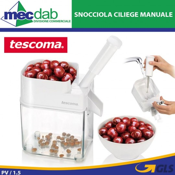 Snocciolatore Ciliege Manuale Con Vassoio Tescoma Handy