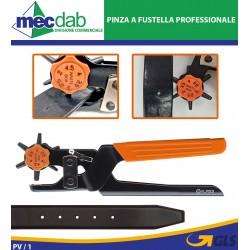 Pinza a Fustella Professionale 240 mm Con Manico In Gomma Antiscivolo Klass