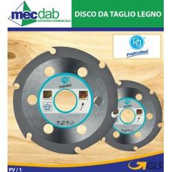 Disco Da Taglio Per Smerigliatrice Angolare Fresatura Legno e PVC