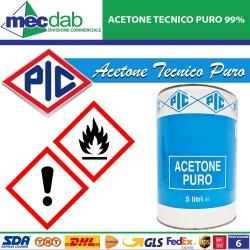 Acetone Puro Tecnico Al 99%...