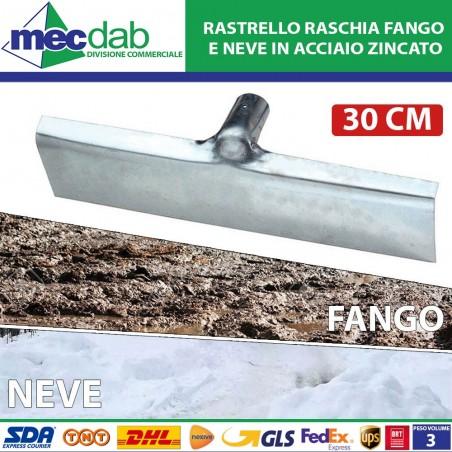 Rastrello Raschia Fango E...