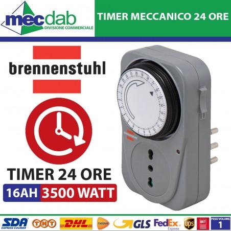 Timer Meccanico Giornaliero...