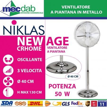 Ventilatore A Piantana in...