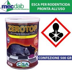 Esca Rodenticida Veleno per Topi e Ratti Professionale Pronto All'uso