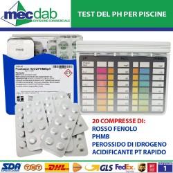 Test Analisi Del PH + Cloro...