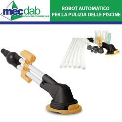 Robot Automatico Per la Pulizia Delle Piscine 4,8 MT - 99 W